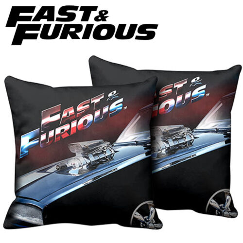 Fast /& Furious QuiltDuvet Doona Cover SetToretto1970 Charger R//T