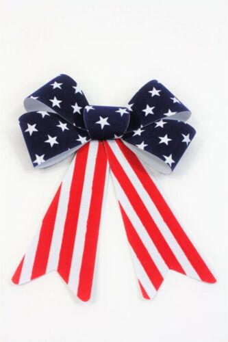 Deko Mega Riesen Schleife USA Amerika Tisch Unabhängigkeitstag 4 Juli gross