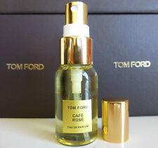 """TOM FORD PRIVATE BLEND """"CAFE ROSE"""" EAU DE PARFUM 20ML SPRAY FRESH"""