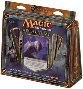 SEALED MAGIC ABUGames ENGLISH Archenemy Deck Scorch the World with Dragonfire