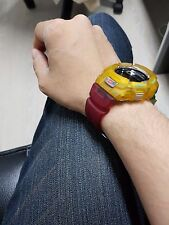 VTG Solar Power G-Shock G-2310 Rare Jelly Rasta Reggae Hiphop Bobmarley Limited