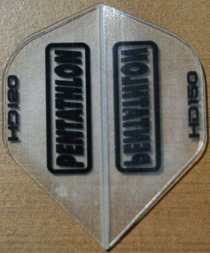 Pentathlon HD150  Dart Flights 11 Colour Choices 1//3//5//10 Sets...