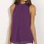 Fashion-Women-Summer-Vest-Top-Sleeveless-Chiffon-Blouse-Casual-Tank-Tops-T-Shirt thumbnail 5