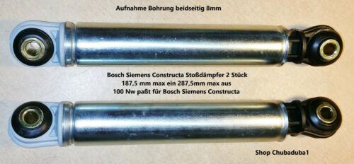 Stoßdämpfer 100N für Siemens BSH Gruppe Waschmaschine Top Qualität Top Preis !