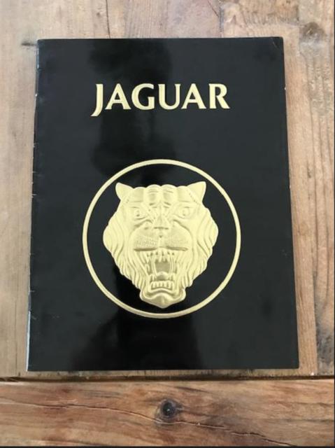 1980 Jaguar XJ6, XJ12 Sales Brochure   eBay