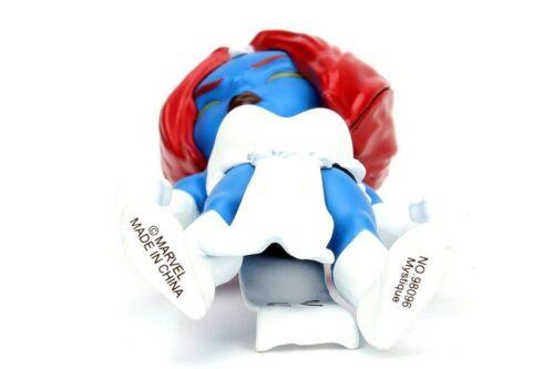 "JADA MARVEL 4/"" DIE-CAST METAL X-MEN FIGURES"