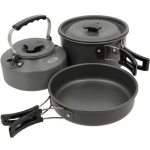 Cookware set Cochep outdoor utensilios de cocina Cooking stove camping utensilios
