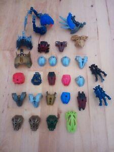 Lego-Bionicle-Torse-amp-Poitrine-Armour-Bundle-avec-griffes-et-plus
