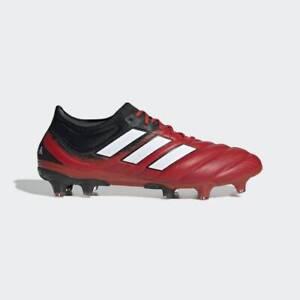 Homme Adidas Chaussures de football COPA 20.1 FG EF1948 Entièrement neuf dans sa boîte RRP £ 179.99 Active Rouge Nouveau
