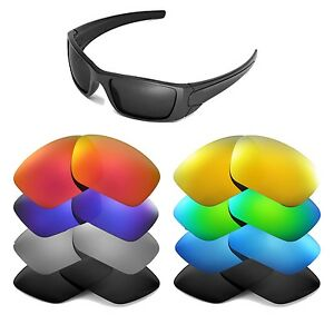 5750f82cdff Image is loading Walleva-Replacement-Lenses-for-Oakley-Fuel-Cell-Sunglasses-