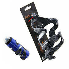 Carbon Fiber Road MTB Bike Bicycle Cycling Water Bottle Holder Rack Cage