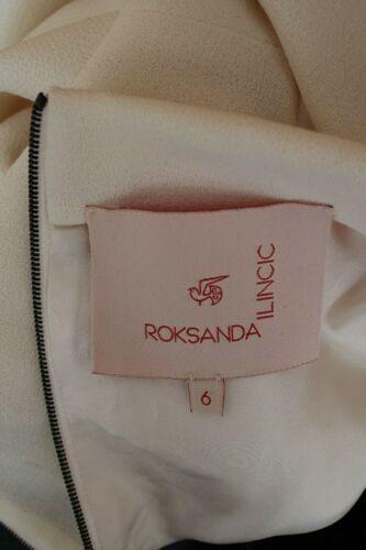 fourreau Roksanda Robe en Roksanda Roksanda fourreau Robe laine laine en Robe qa8wpqr