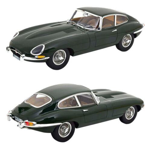 1//12 norev Jaguar E-Type Coupé 4.2 L 1964 green Neuf Livraison Domicile