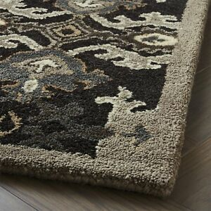 Details About Old Handmade Farhan Rug Traditional Persian Style Wool Area Carpet