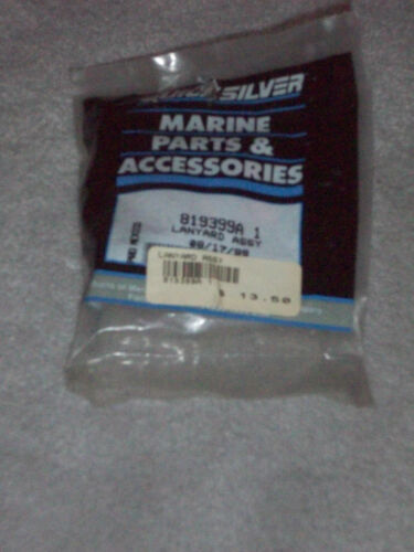 BRAND NEW QUICKSILVER LANYARD ASSEMBLY 819399A 1