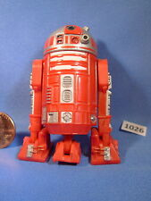 """Star Wars 1999 R2-R9 from NABOO ROYAL STARSHIP SET 3.75"""" Figure COMPLETE"""
