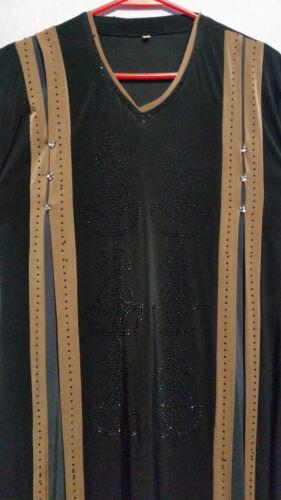 Girls abaya jilbab Burqua Hijab Muslam Maxi Dress Size 44 Age 12-14 Yrs
