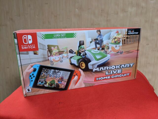 Mario Kart Live: Home Circuit (Nintendo Switch) - Luigi Set