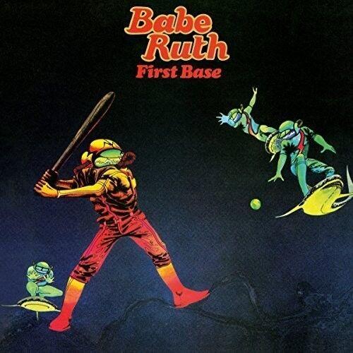Babe Ruth - First Base [New Vinyl] 180 Gram, Holland - Import
