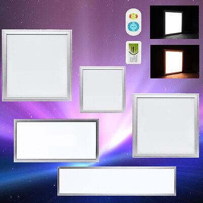 30x30 30x120 60x60 62x62 LED Panel Lampe Deckenleuchte Ultraslim RGB Dimmbar TOP