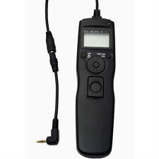 Timer Remote Control Shutter Release for Canon EOS 70D 60Da 60D 50E 50 33 30 SLR