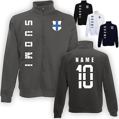 Finnland  Fanshirt Trikot WM2018 S M L XL XXL