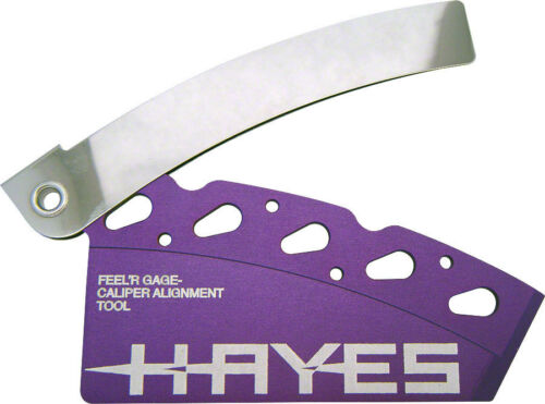 Frein Hayes Pad /& Rotor Alignement outil