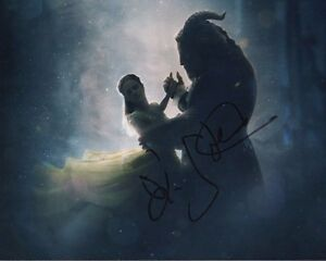 Entertainment Memorabilia Autographs-original Dan Stevens Beauty And The Beast Autographed Signed 8x10 Photo Coa #10