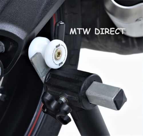 R/&G M10 PADDOCK STAND COTTON REELS for KTM RC 390 2018