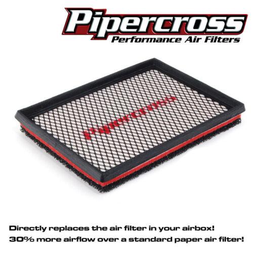 230 bhp 07//14/> PIPERCROSS Panel Air Filter PP1895 Audi TT Mk3 2.0 TFSI