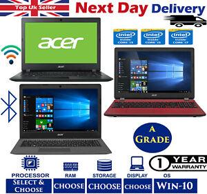 Cheap-Acer-Aspire-15-6-034-Laptop-Intel-i3-i5-500GB-1-TB-HDD-SSD-Win-10-A-Grade