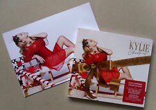 KYLIE MINOGUE * KYLIE CHRISTMAS * AUSTRALIA DELUXE CD/DVD w/ EXCLUSIVE XMAS CARD