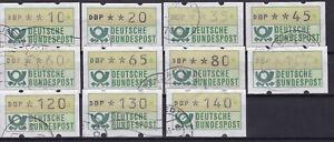 Brd-ATM-1981-gestempelt-lot-3