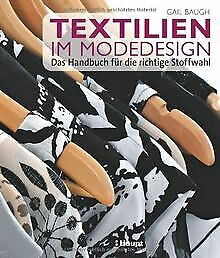 Textilien-im-Modedesign-Das-Handbuch-fuer-die-richt-Buch-Zustand-sehr-gut