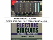 Principles of Electric Circuits : Conventional Current Version by Thomas L. Floyd (2009, Hardcover)