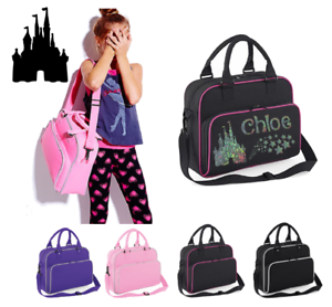 Peggys style 85 personaiised PRINCESS bag holographic with stars BESTSELLER