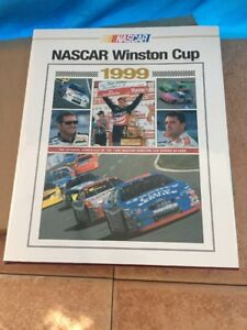 1999-NASCAR-Winston-Cup-Yearbook-with-original-box-UMI-Publications