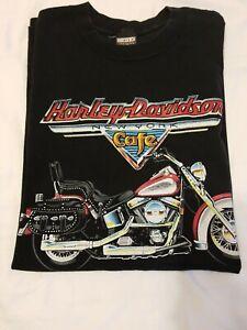 Vintage Harley Davidson Single Stitch Tank