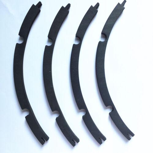 """1set 12/"""" 12 inch AFT woofer bass loudspeaker speaker foam gasket-4pc For RCF"""