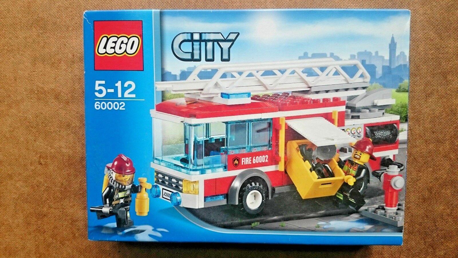 vendita di fama mondiale online LEGO città AUTOPOMPA 60002 NUOVO e SIGILLATO SIGILLATO SIGILLATO  marche online vendita a basso costo