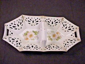 Antique-German-Reticulated-Basket-Tray-Server-w-Handle-Mitchell-Woodbury-Co