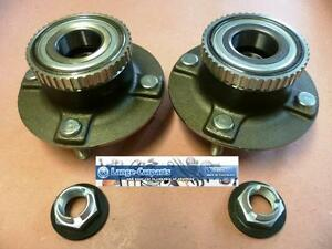 2x-Wheel-Bearing-Kit-HUB-ABS-Ring-Rear-Axle-Two-Sided-Ford-Mondeo-I-GBP