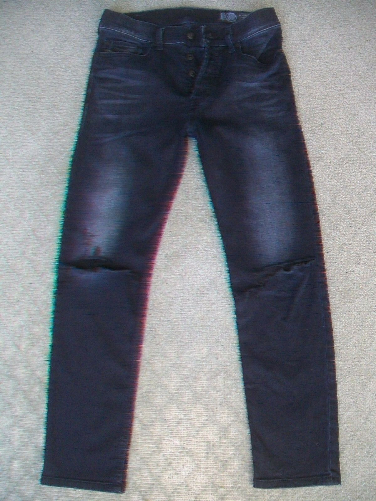MENS DIESEL 'JIFER' 0679R STRETCH JEANS SIZE 28