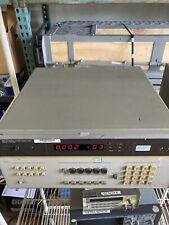Agilent 8901a Modulation Analyzer 130khz To 1300mhz