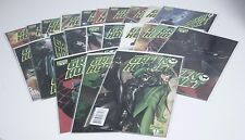 Green Hornet #1-25 Comic Run- CR119