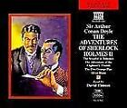 The Adventures of Sherlock Holmes Vol. 2 : A Scandal in Bohemia; the Five Orange Pips; the Adventure of the Engineer's Thumb; Silver Blaze by Arthur Conan Doyle (1999, CD, Unabridged)