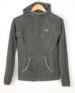 The North Face Damen Reißverschluss Fleece Pullover Sweatshirt GRÖSSE S AVZ188