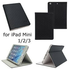 Magnetic Book Flip Stand PU Leather Case Cover For Apple iPad Mini 1 2 3 Retina