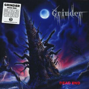 Grinder-Dead-End-Vinyl-LP-1989-EU-Reissue
