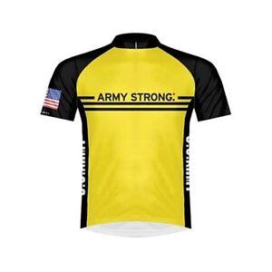 Primal Wear US Army Vintage Cycling Jersey Raglan Cut Mens Bike ... 21b29172e